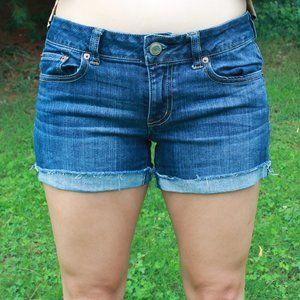 American Eagle Stretch Denim Shorts